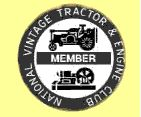 National Vintage Tractor Club